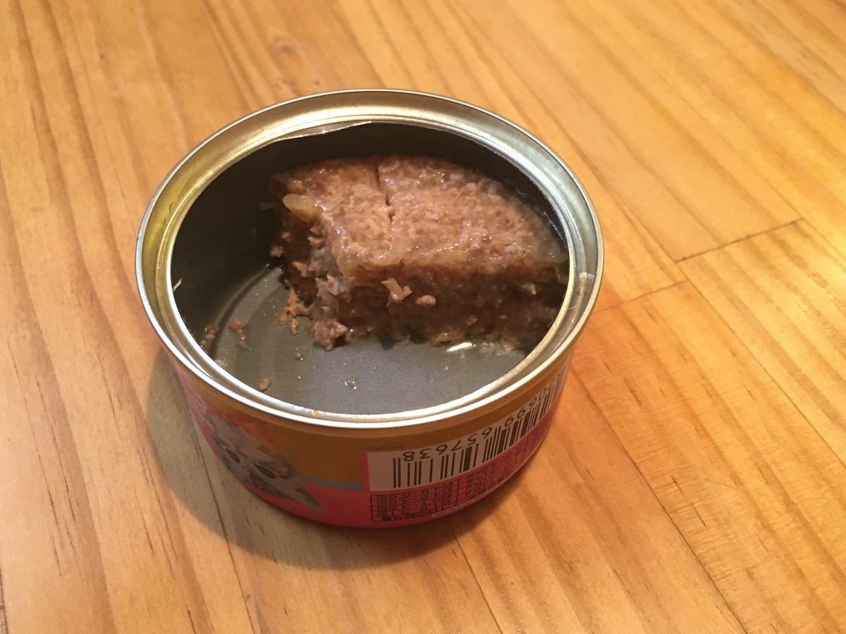 猫缶を食べなくなっちゃいました・・・