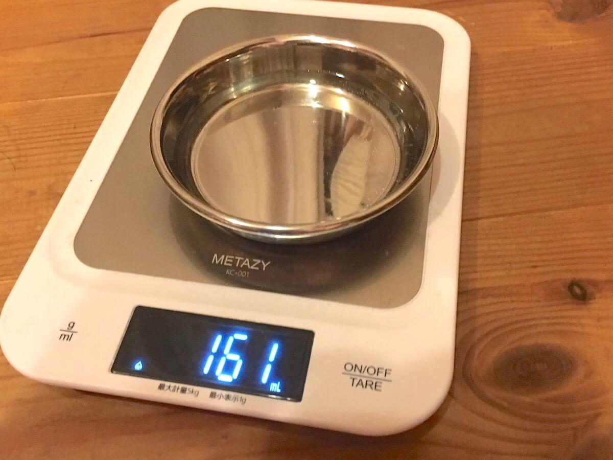 猫は一日にどのくらい水を飲むのか調べてみました